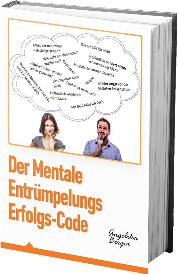 eBook - Der Mentale Entrümpelungs Erfolgscode