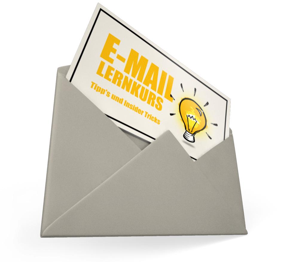 Kostenloste E-Mail Lernkurs